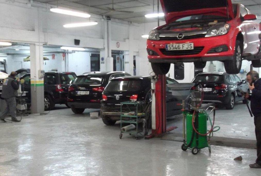 servicio rapido mecanica talleres perolo valencia