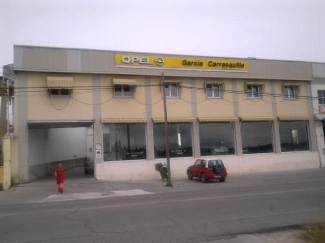 Taller T. Y GRUAS GARCIA CARRASQUILLA S.L. (IAC) Opel en Córdoba