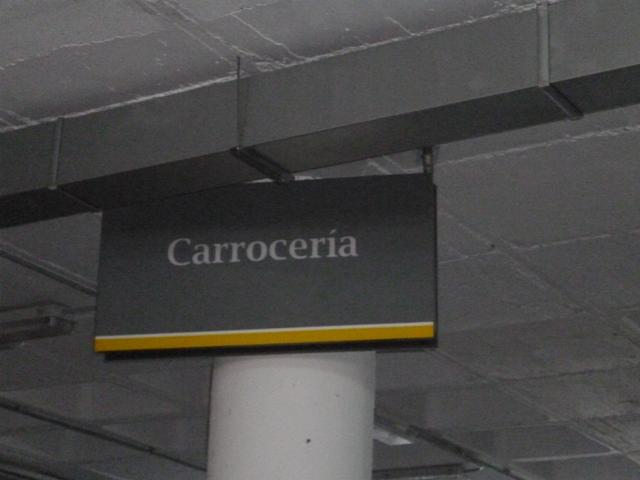 ZONA CARROCERIA