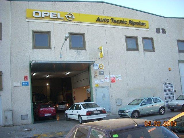 Taller AUTO TECNIC RIPOLLET S.L. (Opel) IAC en Barcelona