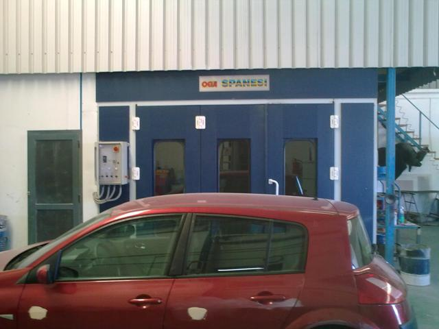 Taller AUTODIESEL VERA S.L. (FIAT) en Almería