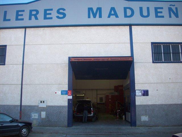Taller MADUEÑO E HIJOS S.L en Sevilla