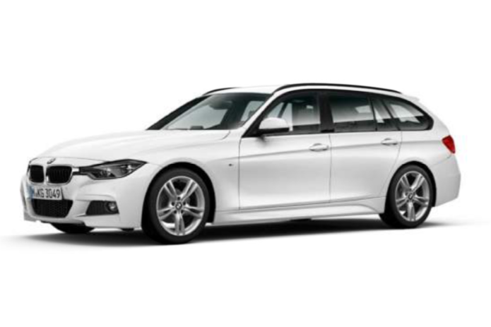 BMW Serie 3 320d Touring (Automático) Renting