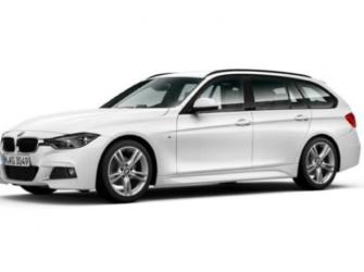 BMW Serie 3 320d Touring (Automático) Segunda Mano