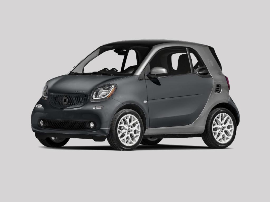 SMART Fortwo 81CV electric drive coupe minicoche 3P automático Renting