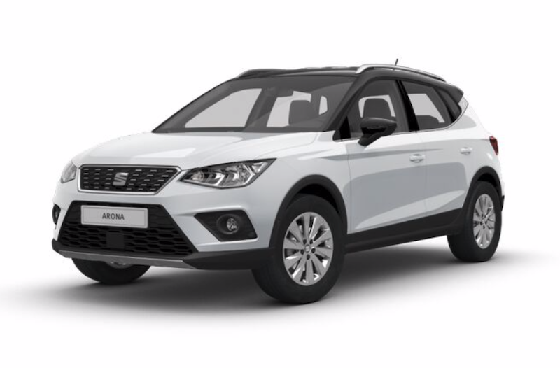 SEAT Arona 1.6 TDI 95CV Style Ecomotive 5p Todoterreno Renting