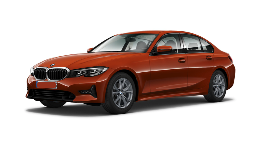BMW SERIES 3 318dA Business Renting
