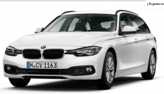 BMW Serie 3 Touring Automático (Familiar) Renting