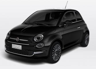 FIAT 500 POP (gasolina) 1.2 69CV 3p negro