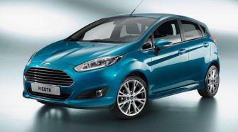 Ford Fiesta Trend Renting