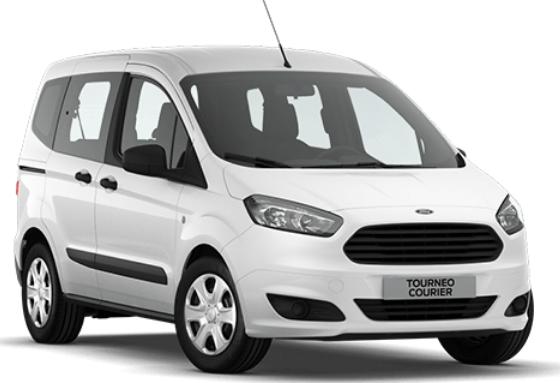Nueva Ford Tourneo Courier Titanium