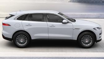 Nuevo Jaguar F-Pace (Automático) Renting
