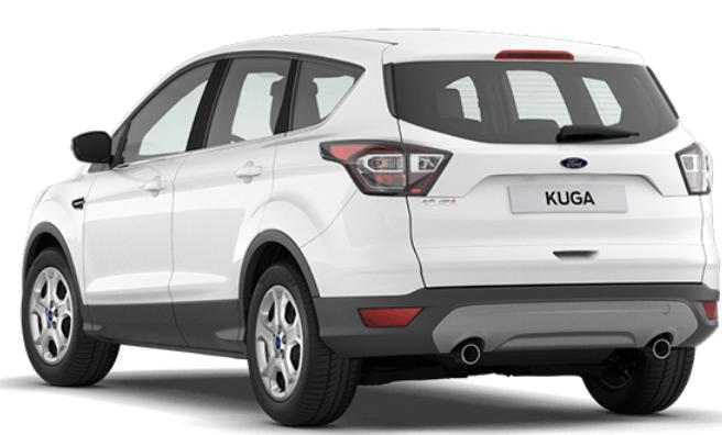 Nuevo Ford Kuga Business