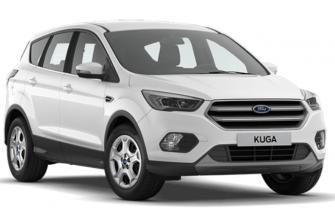 Nuevo Ford Kuga Business Renting