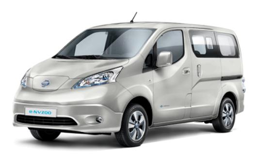 Nissan NV200 Comfort Combi