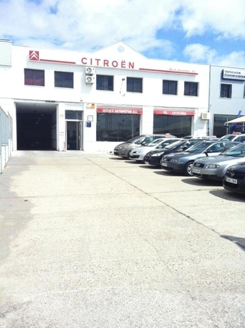 Taller ALCALA AUTOMOTOR S.L (Citroen) en Sevilla