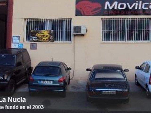Taller MOVILCAR LA NUCIA S.L. en Alicante