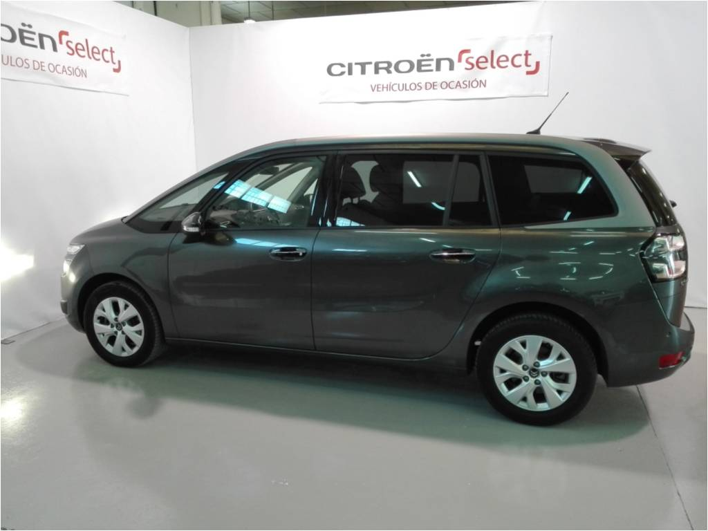 CITROEN G.Picasso 1.6BlueHDi S&S Feel Ed. EAT6 120 Segunda Mano