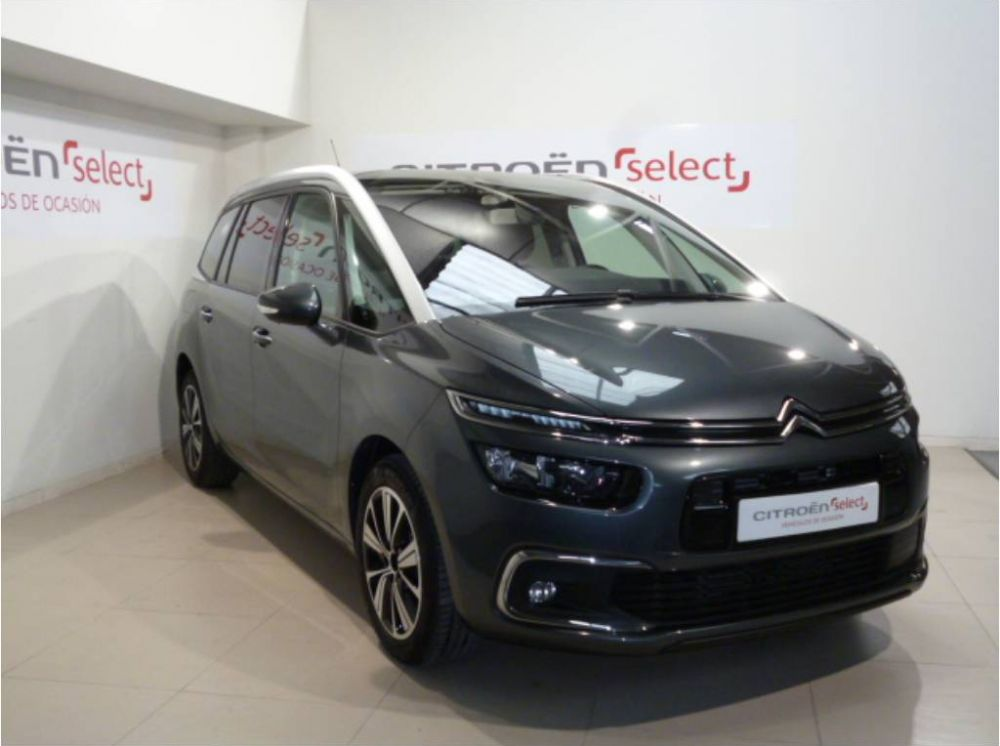 CITROEN C4 Grand Picasso 1.6BlueHDI S&S Feel 120 Segunda Mano