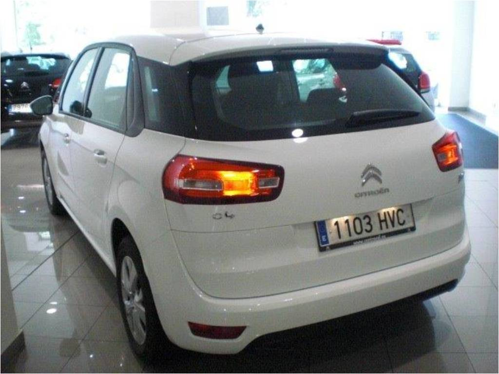 CITROEN C4 Picasso 1.6e-HDi Seduction 115 Segunda Mano