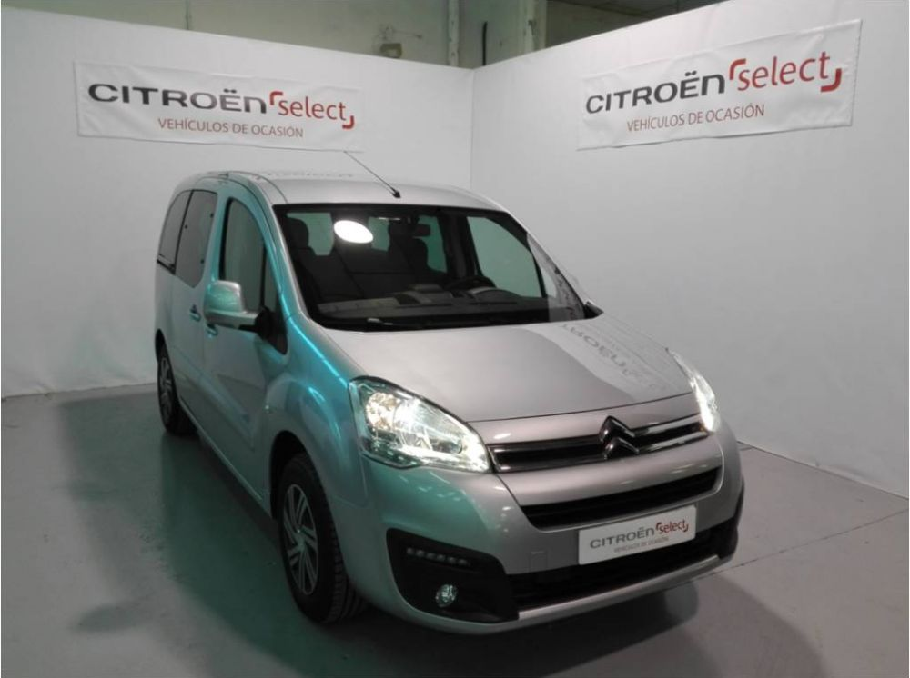 CITROEN Berlingo Multispace 1.6BlueHDi S&S Feel 120 Segunda Mano