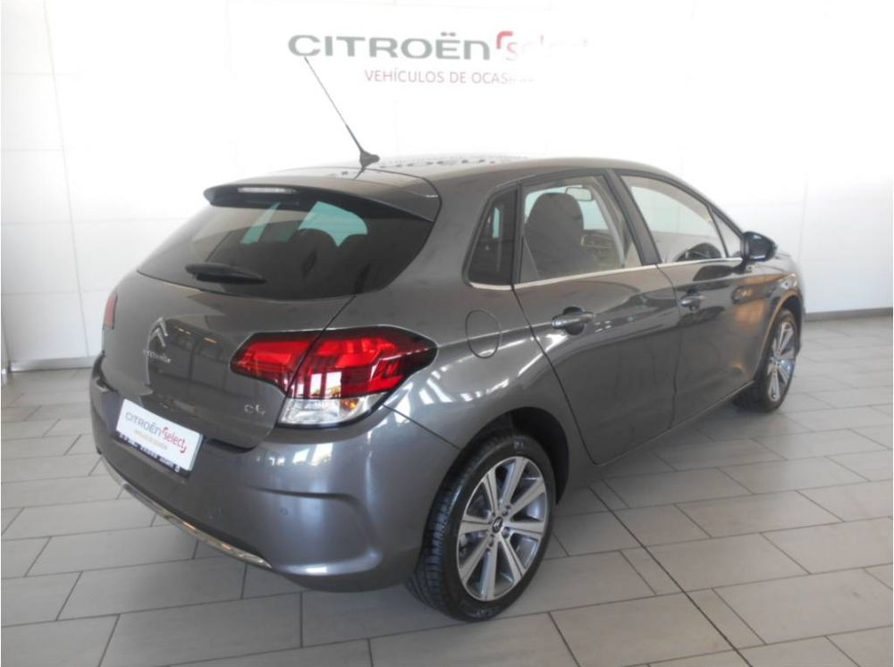 CITROEN C4 1.6Blue HDI Feel Edition 100 Segunda Mano