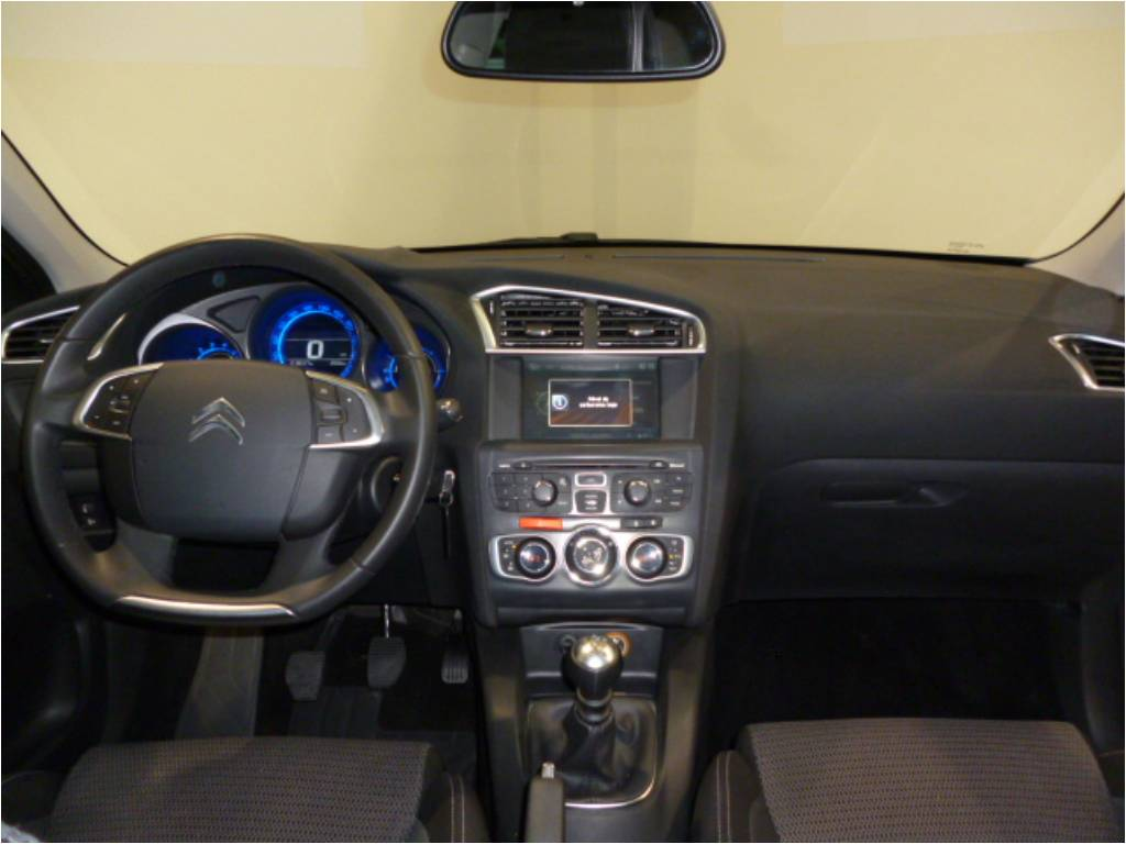 CITROEN C4 1.6BlueHDI Feel Edition 100 Segunda Mano