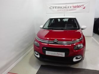 CITROEN C3 1.2 PureTech S&S Feel EAT6 110 Segunda Mano