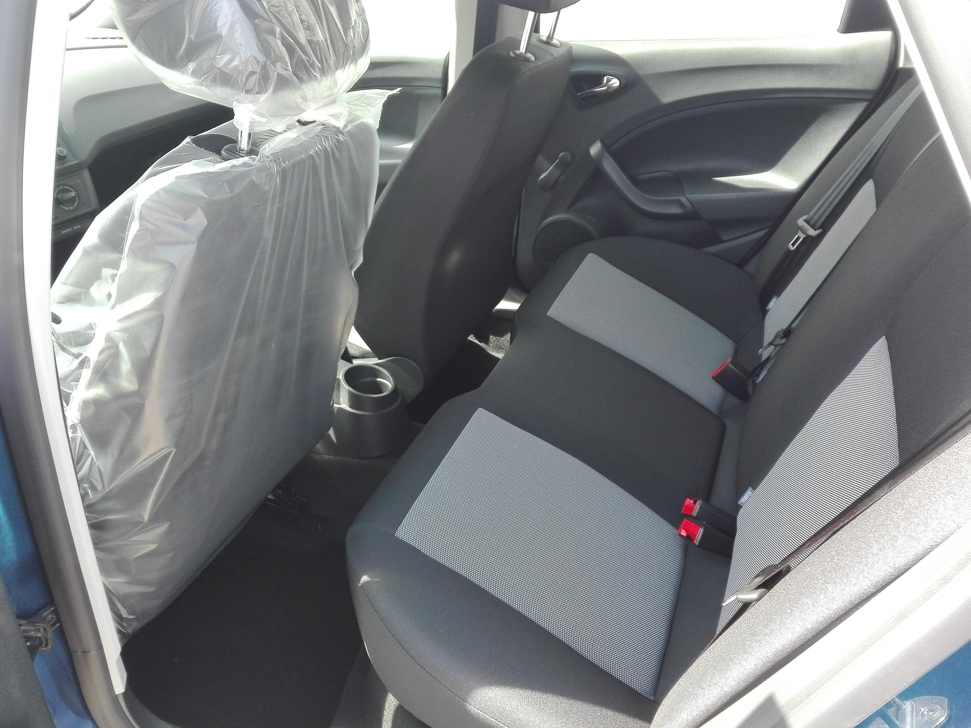 SEAT Ibiza 1.4TDI CR S&S Reference 90 Segunda Mano