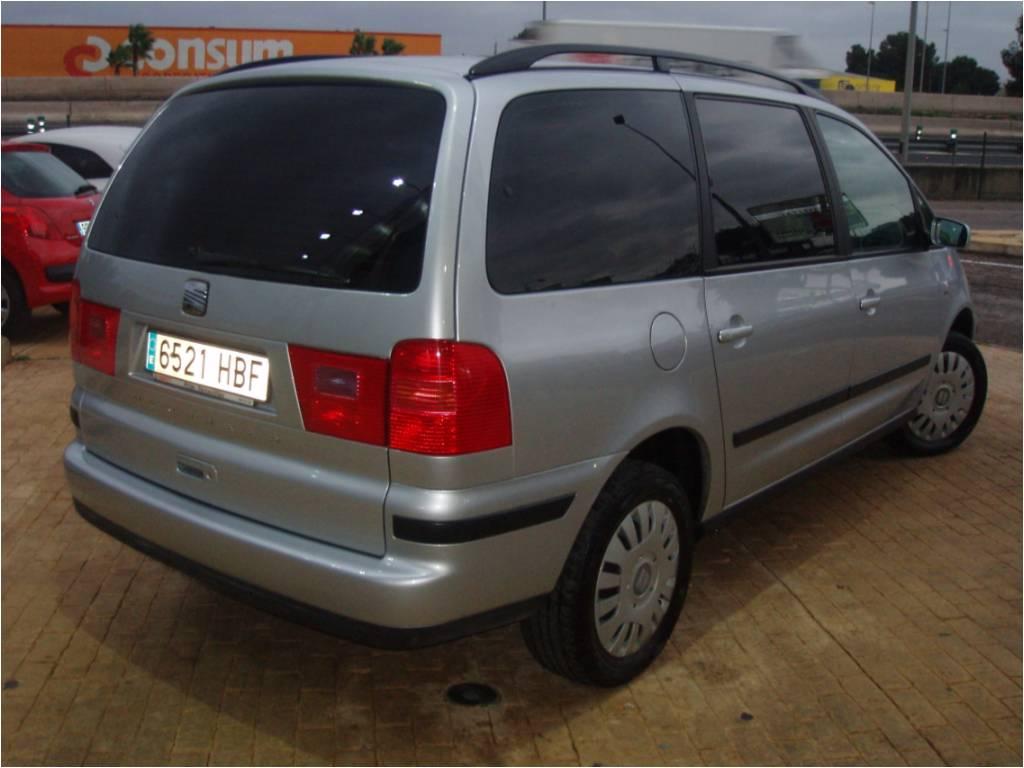 SEAT Alhambra 1.9TDi Reference Plus Segunda Mano