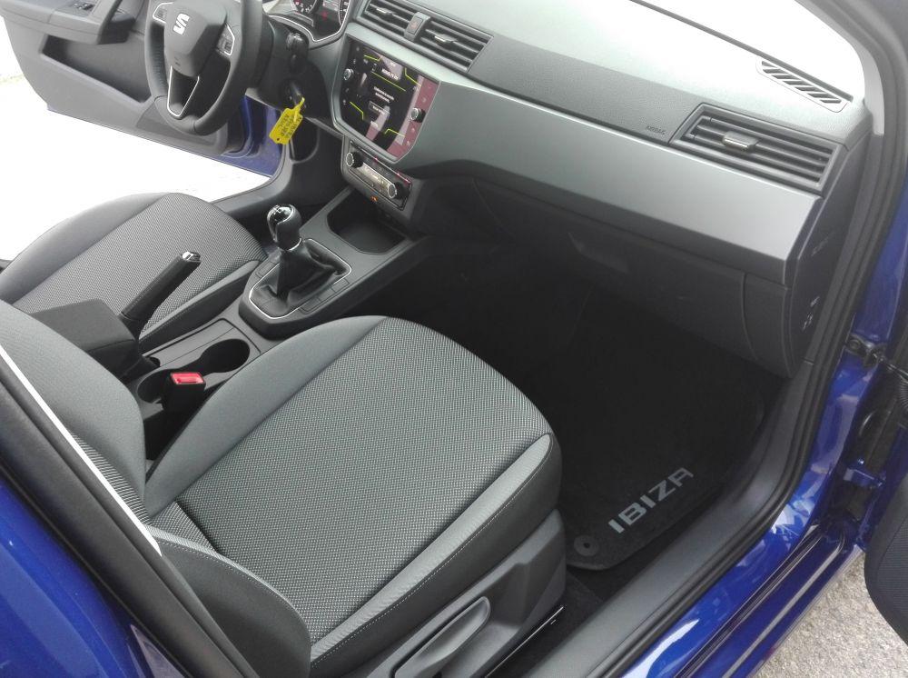 SEAT Ibiza 1.0 EcoTSI S&S Style 95 Segunda Mano