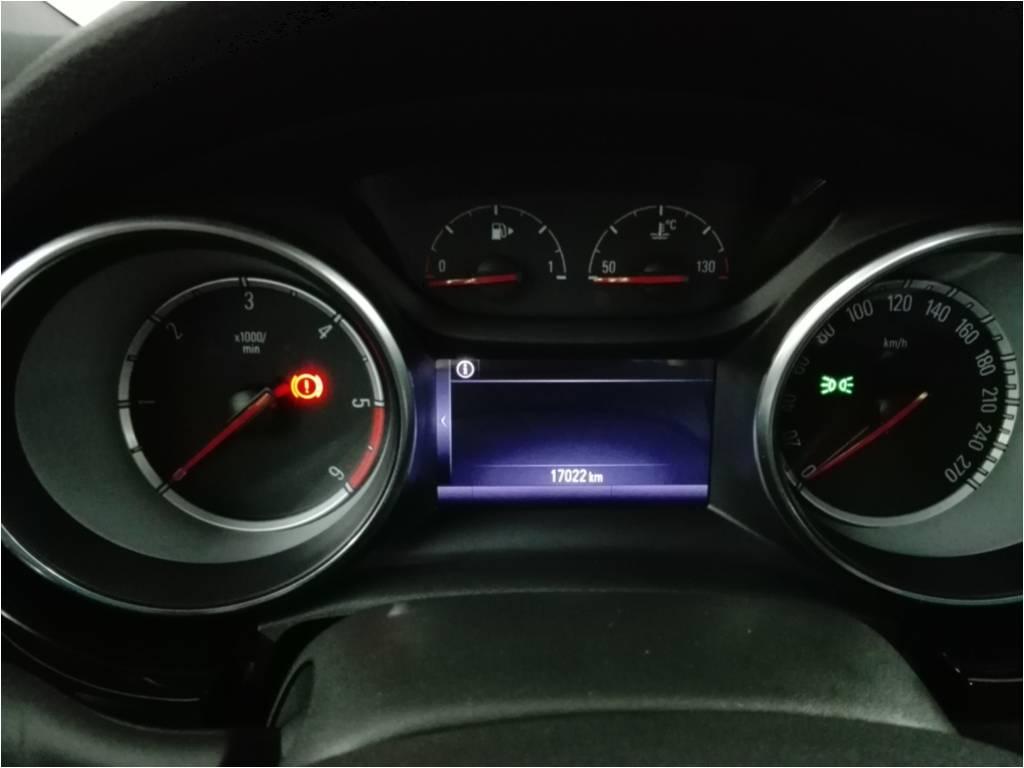 OPEL Astra 1.6CDTi Dynamic 110 Segunda Mano