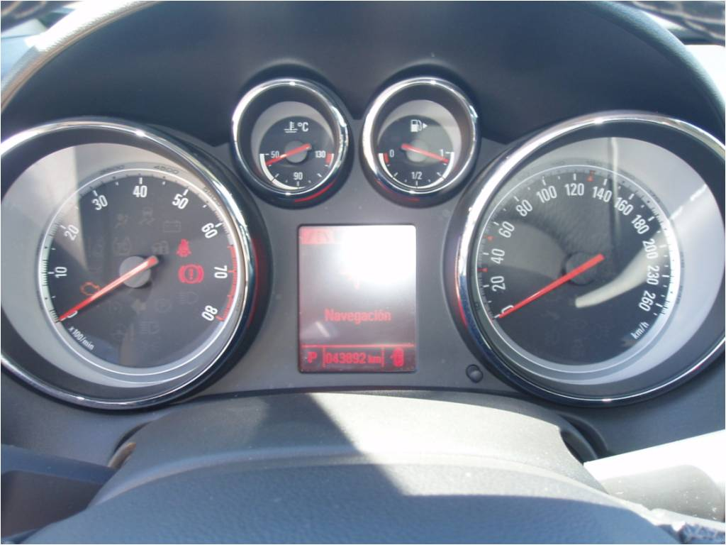 OPEL Astra 1.4 T Excellence Aut. Segunda Mano