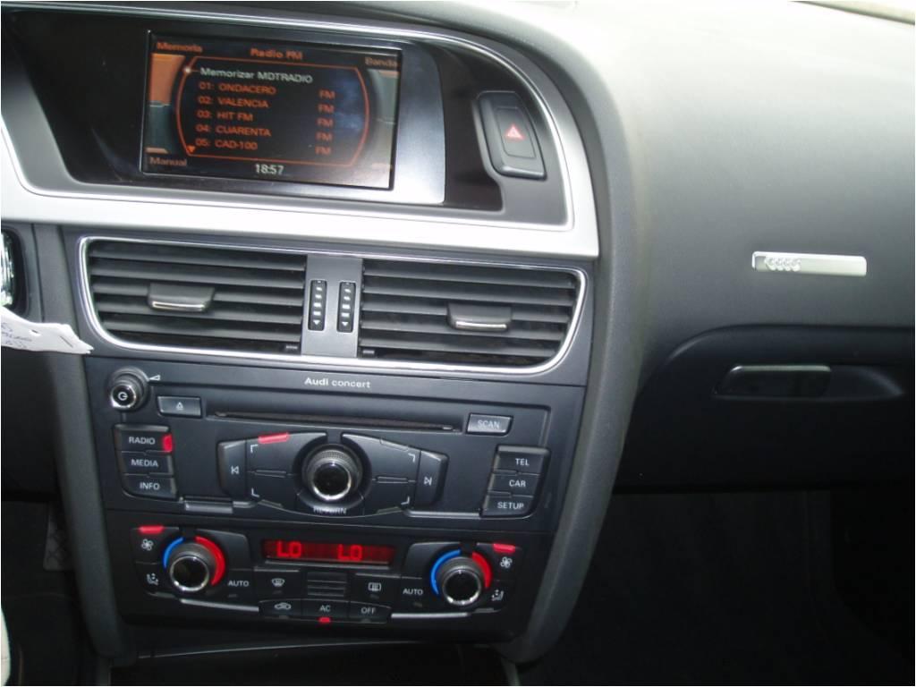 AUDI A5 Coupé 1.8 TFSI Multitronic Segunda Mano