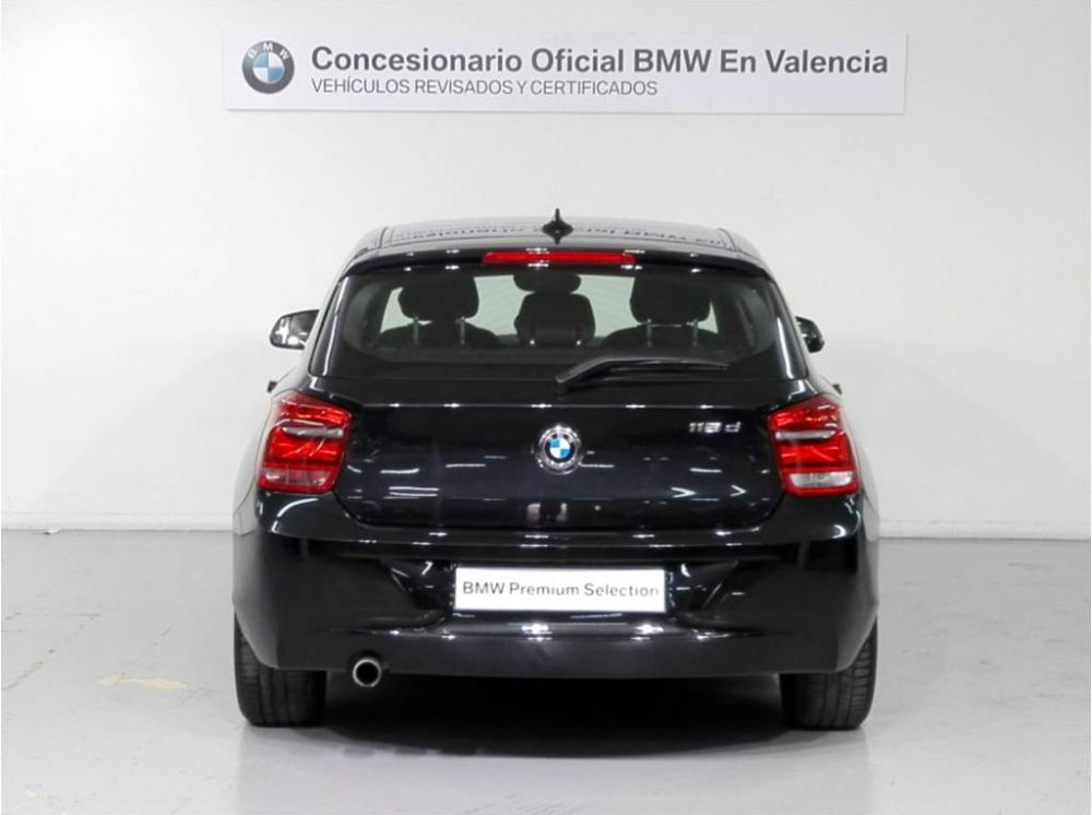 BMW 118d Essential Edition Segunda Mano