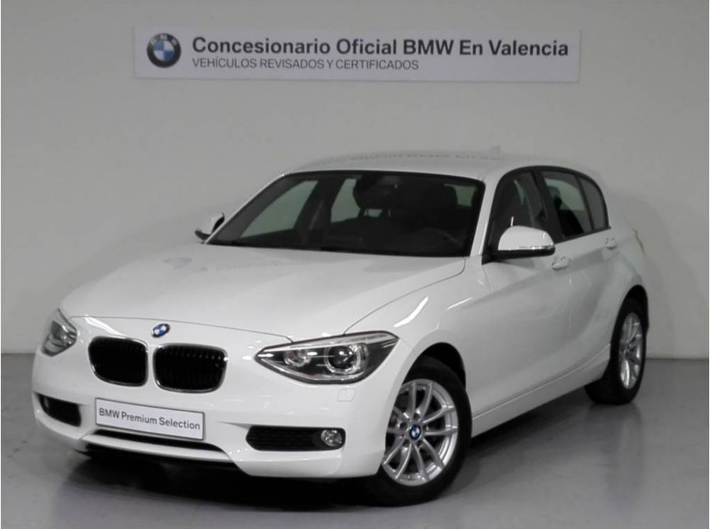 BMW 116d Essential Plus Edition Segunda Mano