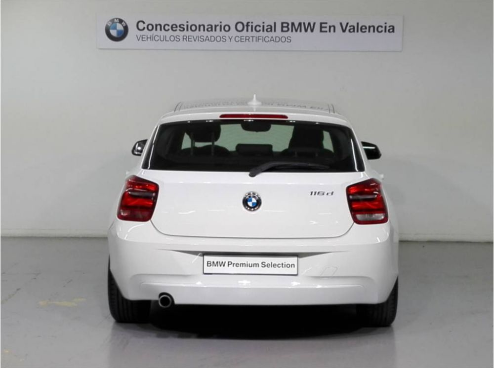 BMW 116d Essential Edition Segunda Mano