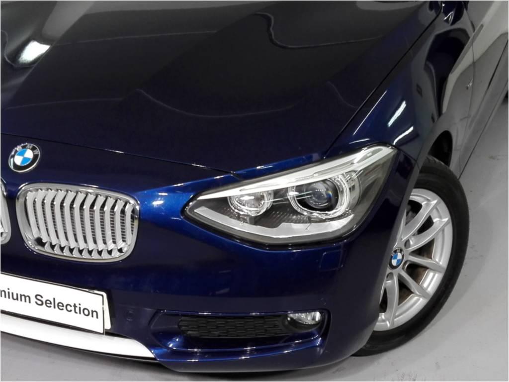 BMW 116i Urban Segunda Mano