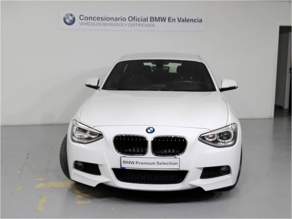 BMW 118d Essential Plus M-Sport Edition Segunda Mano