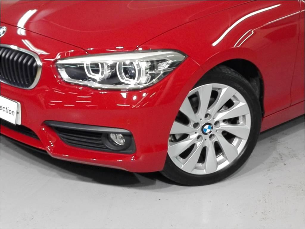 BMW 116d EfficientDynamics Segunda Mano