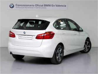 BMW 216d Active Tourer Segunda Mano