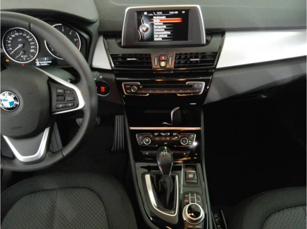 BMW 218dA Gran Tourer Segunda Mano