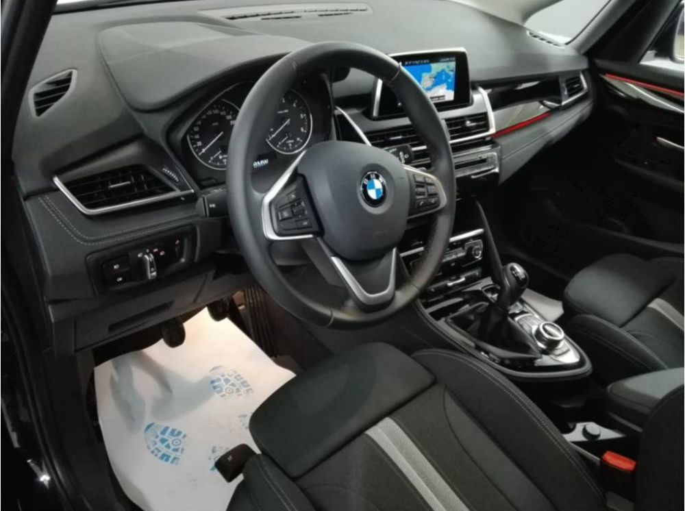 BMW 218d Gran Tourer (4.75) Segunda Mano