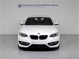 BMW 218d Coupé Segunda Mano