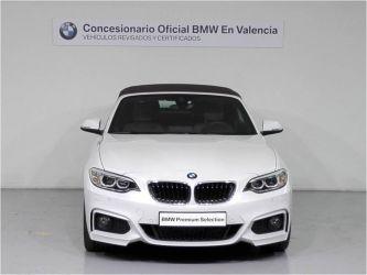 BMW 218dA Cabrio Segunda Mano