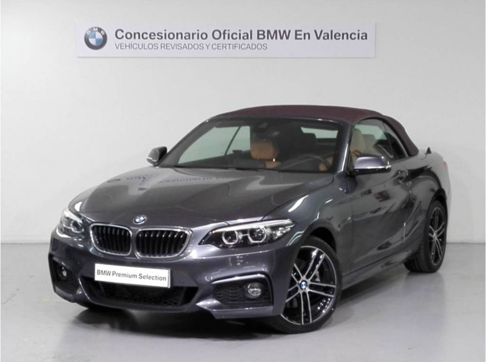 BMW 220dA Cabrio Segunda Mano