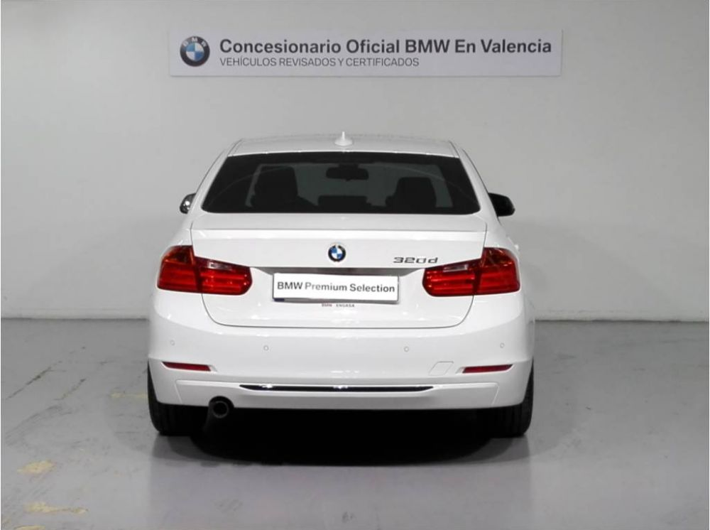 BMW 320dA Sport Segunda Mano