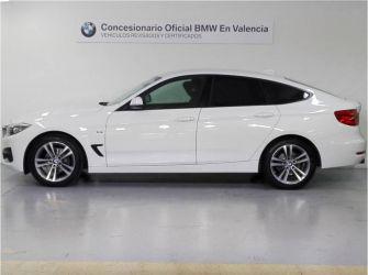 Coche BMW 318dA Gran Turismo Sport