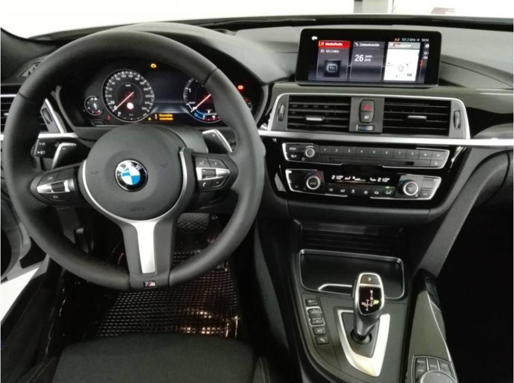 BMW 420d Coupé Segunda Mano
