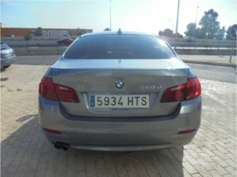 BMW 520dA Luxury Segunda Mano